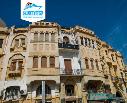Benghazi-old-italian-buildings