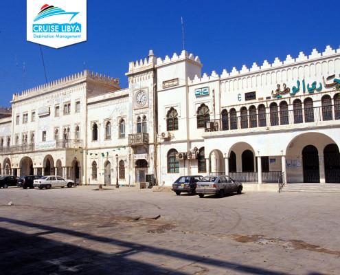 Benghazi-townhall