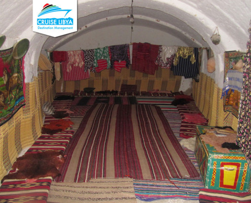 Gharyan-traditional-cave-house-libya
