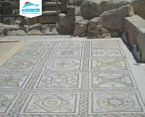 Leptis-Magna-mosaics