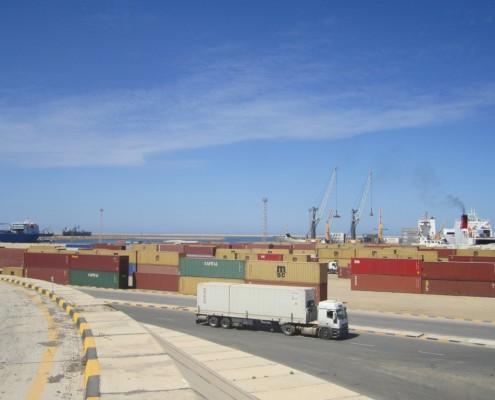 Port-Al-khums-libya