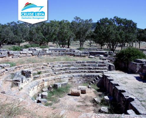 Ptolemais-amphitheater-libya