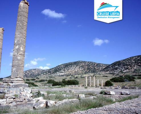 Ptolemais-Roman-subterranean-citerns-libya