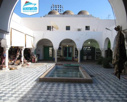 Tripoli-old-city-square-libya