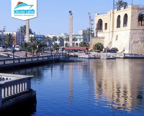 Tripoli-red-castle-libya