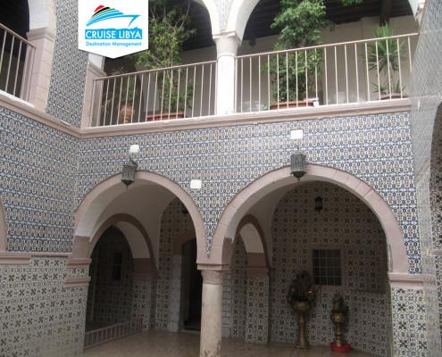 Yusuf-Karamanli-house-tripoli-old-city-libya