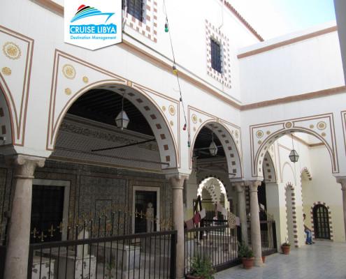 mosque-Tripoli-old-city-libya