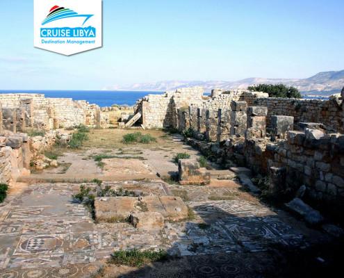 Cyrene-st-Andrews-Byzantine-Basilic-Libya