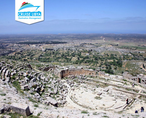 Cyrene-theater-libya