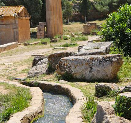 Cyrene-water-system-Libya