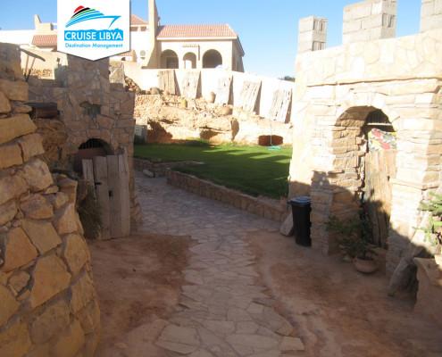 Gharyan-traditional-berber-cave-libya
