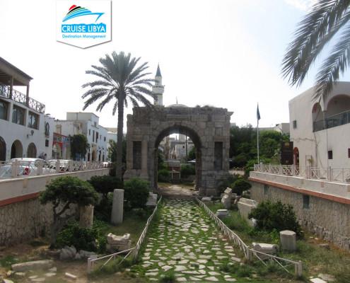 Marcus-auralius-tripoli-old-city-libya