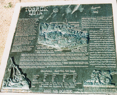 Tobruk-world-war-2-monument-libya