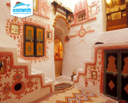 Traditional-Ghadames-house-libya