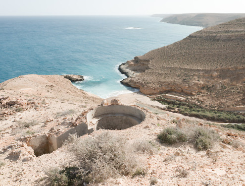 tobruk-world-war-2-Italian-defensive bunker-libya